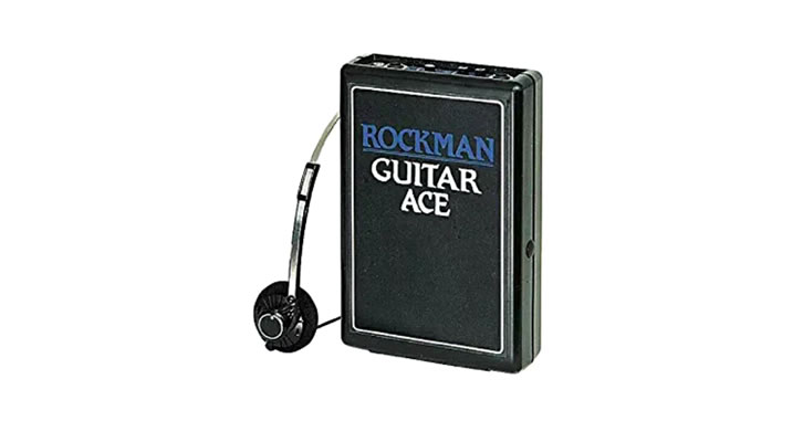 Dunlop Rockman Guitar Ace for Playing Guitar on Headphones